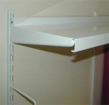 steel lok spur shelves