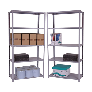Spur Shelving | Spur Brackets & Uprights  | Office Shelving | Wall Shelving | DIY Shelving | Industrial Shelving | Spur Steel-Lok ZZBS5GR153C09020 Standard
