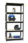 Garage / Industrial rapid build shelving with big chipboard shelves - HeavyDutyBoltless5Shelf.jpg