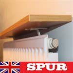 Energy Saving Radiator shelves Radiator Shelf Brackets No Drill and eco friendly