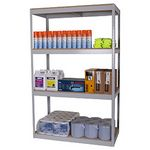 Industrial Boltless Warehouse Shelving Big Shelf Units